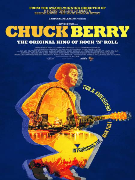 Chuck Berry streaming