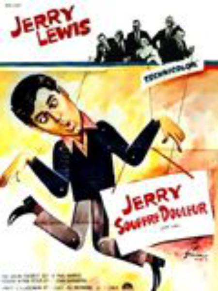 Jerry Souffre-douleur streaming