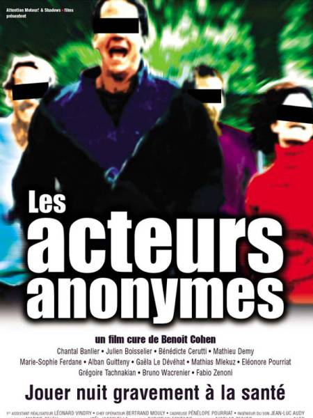 Les Acteurs anonymes streaming