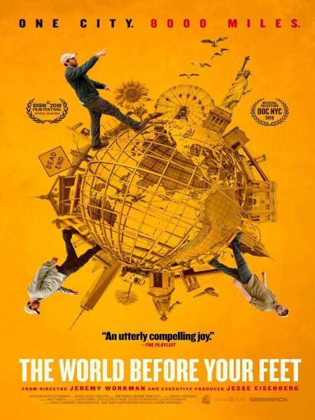 The World Before Your Feet streaming
